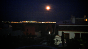 Torreviejan kuu.